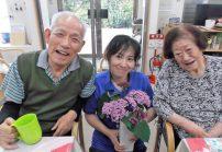 ☆ぽっかぽか塩尻の施設リーダー&ご長寿NO.1☆ 目指せ 理想のおじいちゃんとおばあちゃんに お会いできて嬉しいです(^^♪