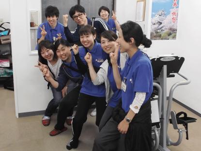 リハビリデイサービスぽっかぽか豊科で一緒に働きましょう♪(^^)/